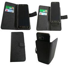 Handy Tasche für FUJITSU SIEMENS Flipcase Book Case Wallet Cover Schutz Hülle