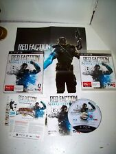 """Red Faction Armageddon Collectors Edition  """"Tested And In Great Condition"""""""