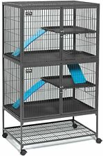 MidWest Homes for Pets Ferret Nation Double Story Unit Happy Feet Ramp Covers