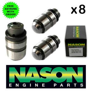 Lifters to Suit Mitsubishi 4G54 2.6L SOHC 8V Engine Pajero Triton Magna Set x8