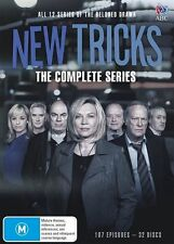New Tricks : Series 1-12 (DVD, 2016, 32-Disc Set)