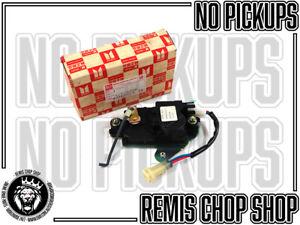 94426802 Door Actuator Left LH Side Isuzu Genuine NOS Parts - C8 Remis Chop Shop