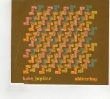 (GV344) Baby Jupiter, Shivering - 2001 DJ CD
