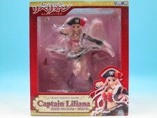 [FROM JAPAN]Queen's Blade Rebellion Captain Liliana Figure Penguin Parade