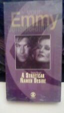For Your Emmy Consideration Tennessee Williams A Streetcar Named Desire VHS New