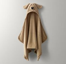 Restoration Hardware Baby & Child Dog Hooded Cotton Towel Terry Unisex