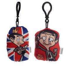 Plush  Mr Bean Sound Keyring Novelty Handbag Accessory