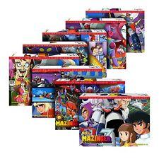MAZINGER Z COLECCION COMPLETA DVD BOX DEL 1 AL 8