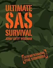 Ultimate Sas Survival by John Wiseman (English) Hardcover Book Free Shipping