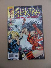 Elektra 17 . Marvel 1998 . VF