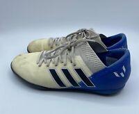 adidas Nemeziz Messi Tango 18.3 Turf Junior  Casual Soccer  Cleats White Boys -