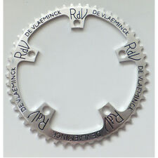 RDV Roger De Vlaeminck pantographed chainring NEW 144bcd Super Record era  52th