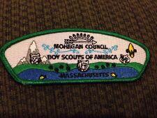 MINT CSP Mohegan Council MASS S-17 Cub Scout Arrow Of Light