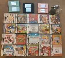 Nintendo 2DS DS paquete de Consola Y Juegos DS