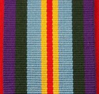 WW2 1945-75 AUSTRALIAN ACTIVE SERVICE MEDAL RIBBON MEDAL MOUNTING ANZAC