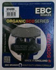 KEEWAY IZQUIERDO 125 (2013 a 2014) EBC Organic TRASERO PASTILLAS FRENO DE DISCO