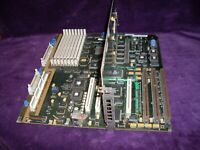 Rare collectable 3EISA/3PCI Siemens Nixdorf M8700 motherboard for 64bit RISC CPU