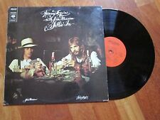 KENNY LOGGINS WITH JIM MESSINA Sittin In LP HOLLAND CBS SOFT ROCK COUNTRY