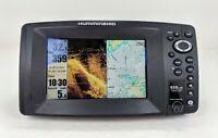 Humminbird 859ci HD DI Down Imaging Sonar/GPS/Radar Fishfinder Head Unit