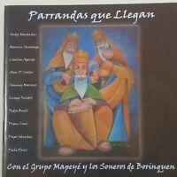 Grupo Mapeye y Los Soneros de Puerto Rico cd