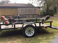 NEW Racks for Weed Eater Edger or Trimmer (LOCKABLE) Single Tier Weedeater Rack