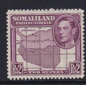 Somaliland 1938 2R Purple SG102 Fine MNH