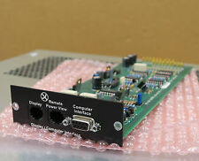 APC OG-SYCDCI - Display / Computer Interface Module Board Card For UPS 640-4117A