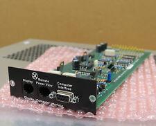 APC og-sycdci - Visualizzazione / COMPUTER INTERFACE MODULE board card per UPS 640-4117a