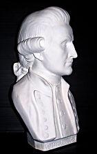Captain Cook Australian decorative sculpture. Made in Sydney Bust Ltd Ed 32 cm.
