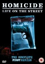 Homicide Life On The Street Season 1 Dvd Brand New & Factory Sealed