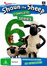 Shaun The Sheep Season Series 6 DVD R4