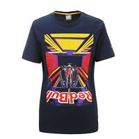 New Puma RBR Red Bull Racing F1 Team Mens Tee Motorsport T Shirt Navy rrp £35