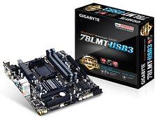 Gigabyte AM3+ AMD DDR3 1333 760G HDMI USB 3.0 Micro ATX Motherboard GA-78LMT-...