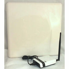 50dBm Long Range WIFI Network Repeater Extender Router 802.11N Hot Spot Expander