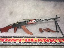 DID RPK Machine Gun AFGHANISTAN CIVILIAN FIGHTER ASAD 1/6 ACTION FIGURE TOY dam