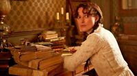 Colette Film Script Screenplay. Keira Knightley, Fiona Shaw, Dominic West.