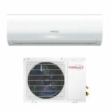 Premium PAC12337 Mini Split 12000 BTU Air Conditioner - White