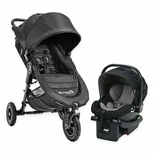 Baby Jogger 2018 City Mini GT Travel System - Black - FREE SHIPPING!! Never Open