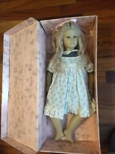 Annette Himstedt Ellen Doll Barefoot Children Collection 3418 - Original Box Coa