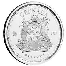 GRENADE 2 Dollars Argent 1 Once Blason 2021