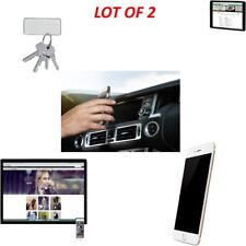 X2 IDEAL SMART MAGNETIC HOLDER FOR EVERYDAY LIFE UNIVERSAL CELL PHONE GPS & MORE