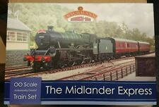 RARE Bachmann 30-285 The Midlander Express OO Gauge Electric Train Set NEW