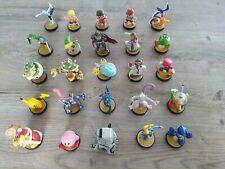 FIGURINES NINTENDO AMIIBO  SERIE SUPER SMASH BROS >>>AU CHOIX<<<