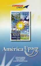 Chile 2006 Brochure America UPAEP Energy Conservation NO STAMPS