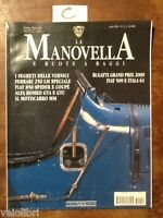 LA MANOVELLA Marzo 1995 - Ferrari 250 LM, Fiat 850, Alfa Romeo GTA e GTC