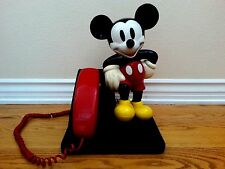 Mickey Mouse Vintage Phone *Rare*