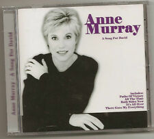 "ANNE MURRAY, CD ""A SONG FOR DAVID"" NEW SEALED"