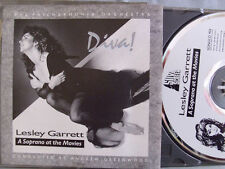 Lesley Garrett- Diva!- A Soprano at the Movies- Silva Screen Rec.1991 WIE NEU