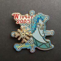 WDW - Winter 2005 - Hades - Surprise Release LE 1000 Disney Pin 43192