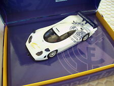 PORSCHE FLY REAL MADRID 911 GT1 RACECAR GIFT BOXED 1/32nd SLOT CAR 1998 NEW RARE